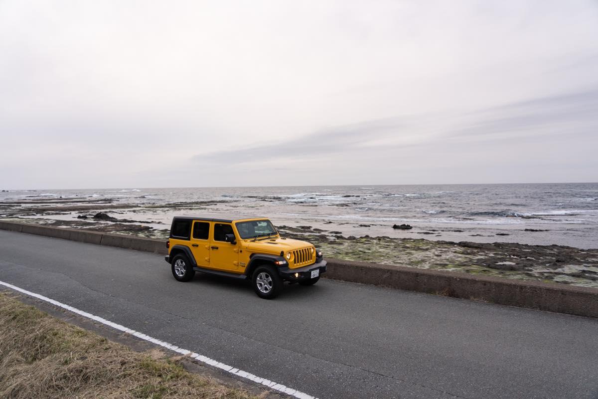 """23da12c677b781ecb7c6774920c53dd2 Real Tabi with Jeep〜Jeepと行く、日本の""""こころ""""を探る旅〜〈新潟県・佐渡〉"""
