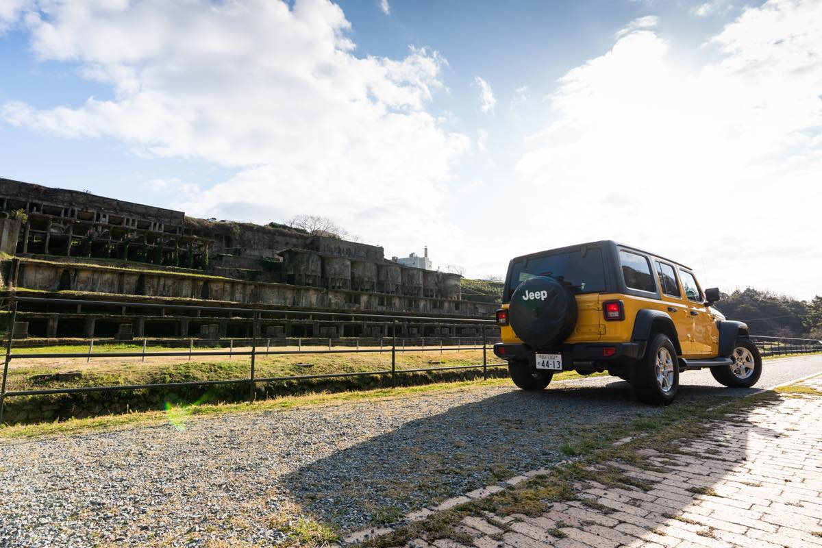 """2e02c71f77422e011b6ea909ff24c3b1 Real Tabi with Jeep〜Jeepと行く、日本の""""こころ""""を探る旅〜〈新潟県・佐渡〉"""