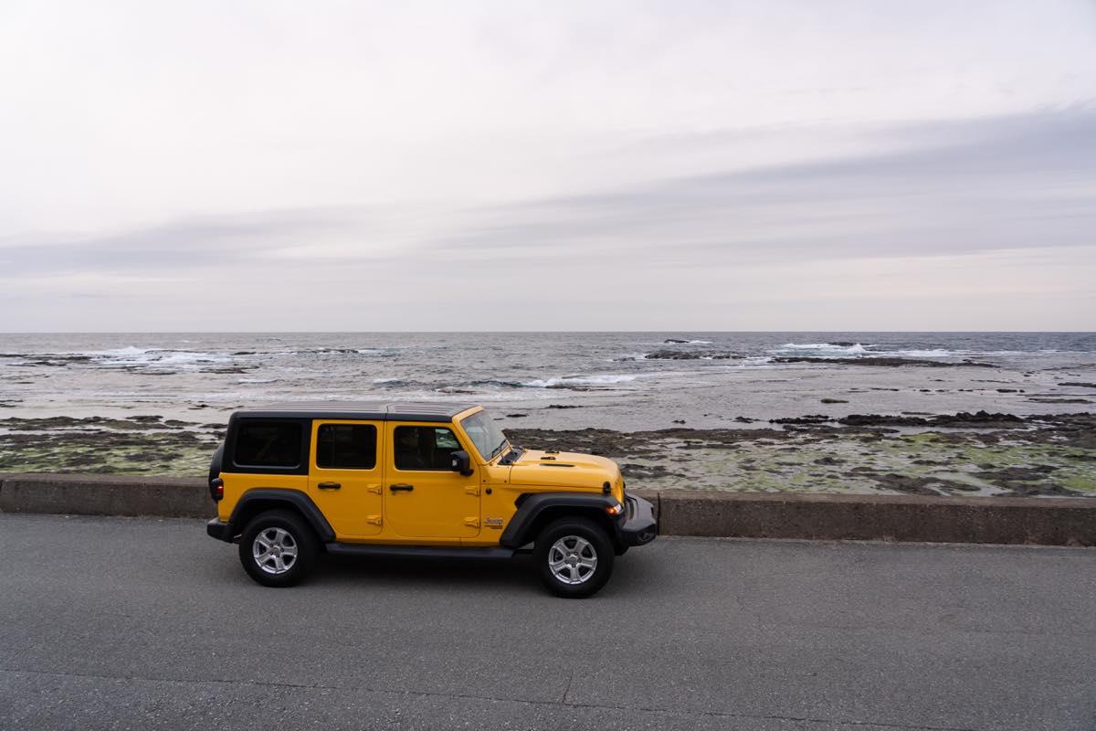 """74be121025e789c5d9e65a782c69a622 Real Tabi with Jeep〜Jeepと行く、日本の""""こころ""""を探る旅〜〈新潟県・佐渡〉"""
