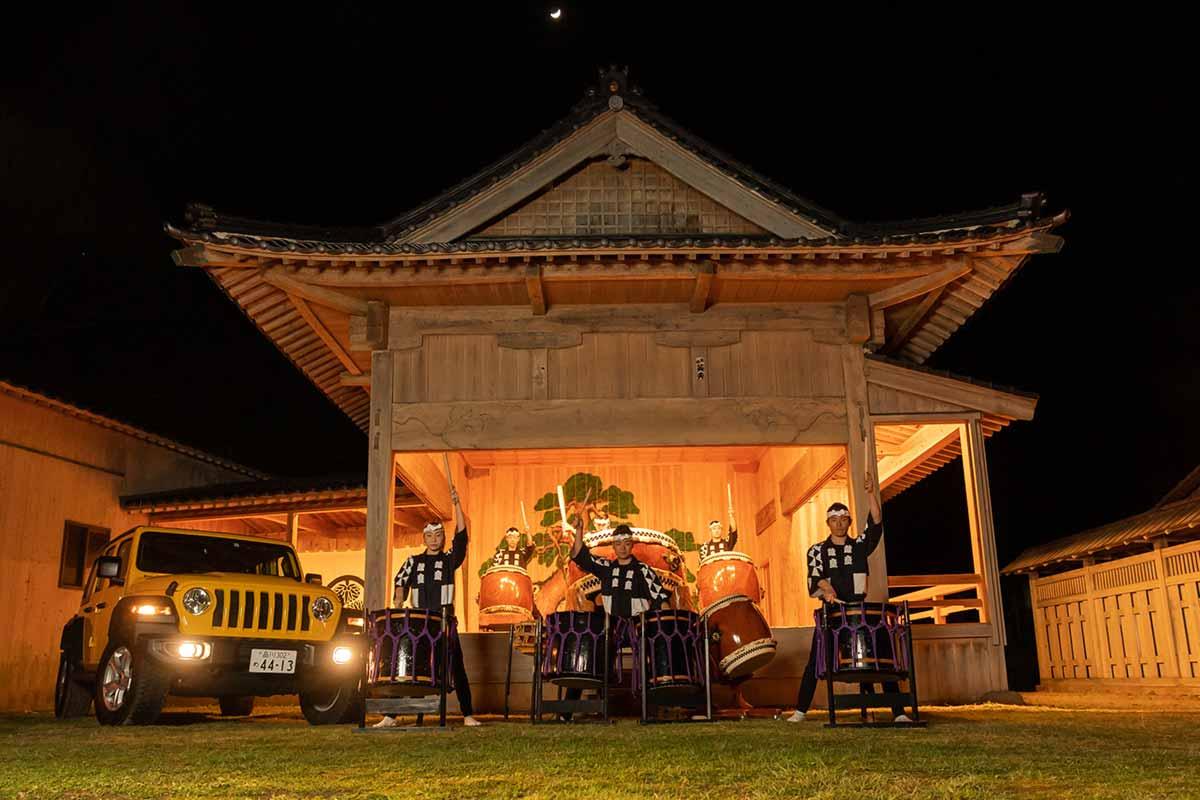 """b10f9a3a07797f707018e71be76440cd Real Tabi with Jeep〜Jeepと行く、日本の""""こころ""""を探る旅〜〈新潟県・佐渡〉"""