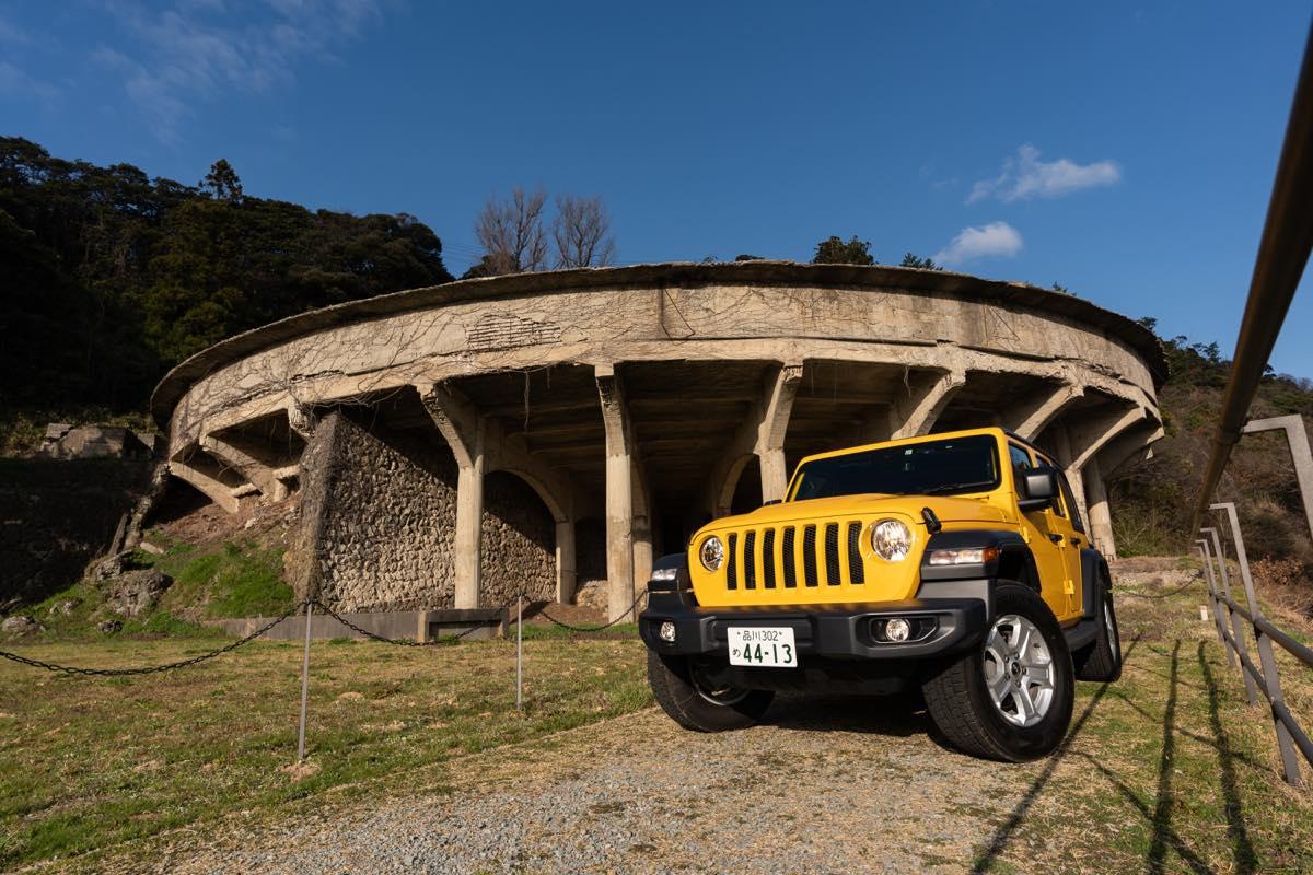 """c2bd70e21d740552a977d83f004322e0 Real Tabi with Jeep〜Jeepと行く、日本の""""こころ""""を探る旅〜〈新潟県・佐渡〉"""