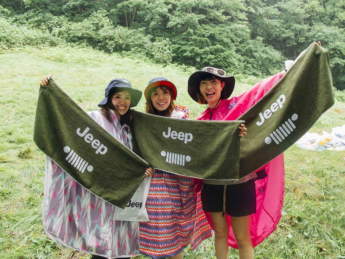 """IMG_1390 Jeep®が今年も""""特別な体験""""をサポート!!<FUJI ROCK FESTIVAL'17>速報レポート。"""