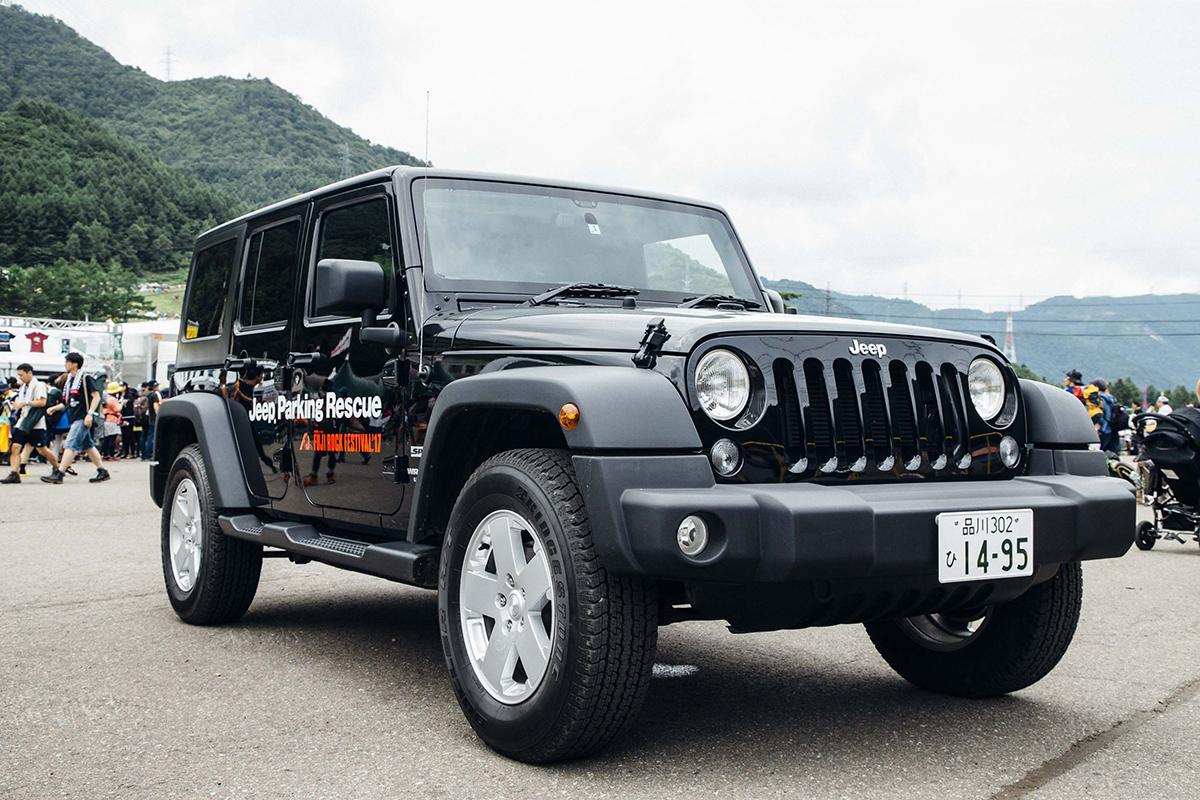 """MG_7489 Jeep®が今年も""""特別な体験""""をサポート!!<FUJI ROCK FESTIVAL'17>速報レポート。"""