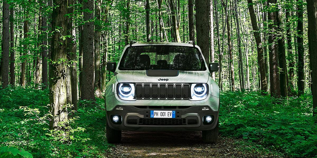 """img2.img_.2880 【全4回連動企画・Vol.1】Jeep Renegade 4xeのデビュー&キャンペーン始動!Jeepの新しい自由と冒険をデジタルアートで表現する""""MUTEK.JP""""とは?"""