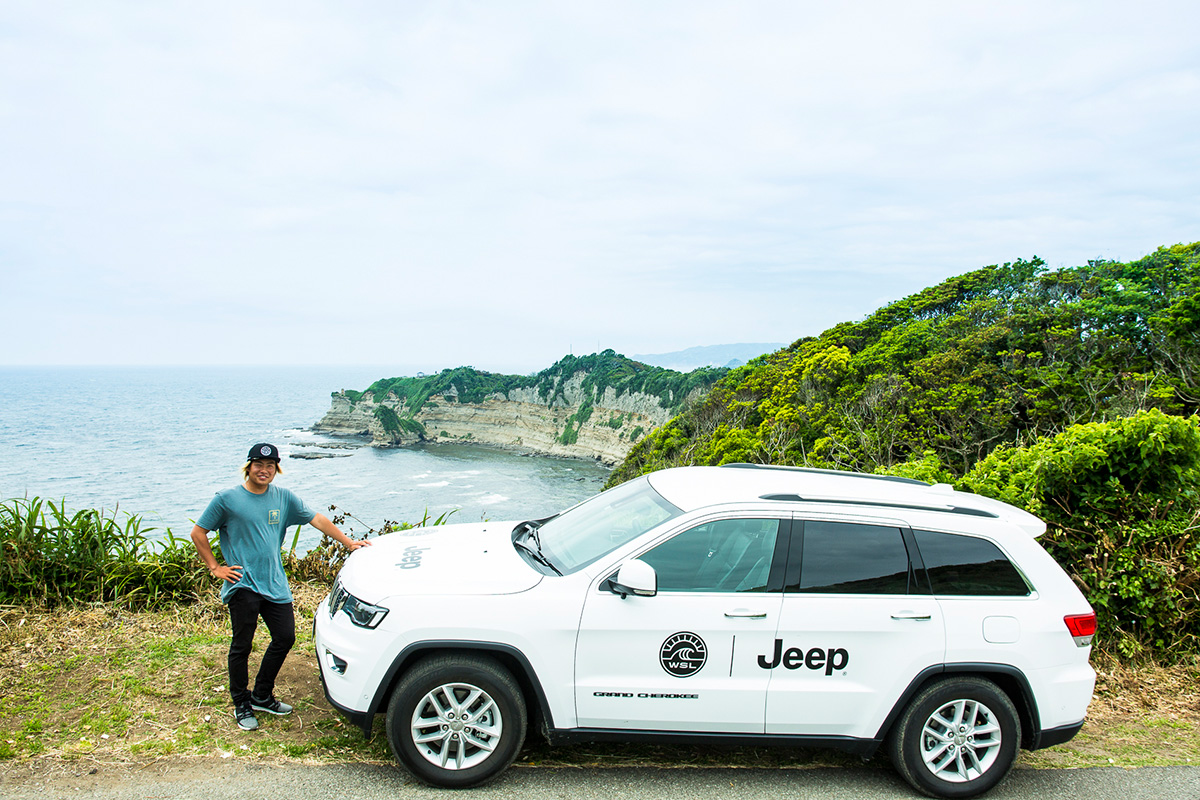 realstyle170808_12 Jeep®×Reo Inaba ~The way to the world~