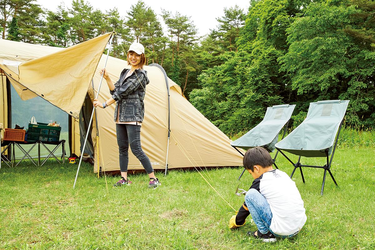realstyle20200803_02_10 Jeepで楽しむふたつのキャンプスタイル