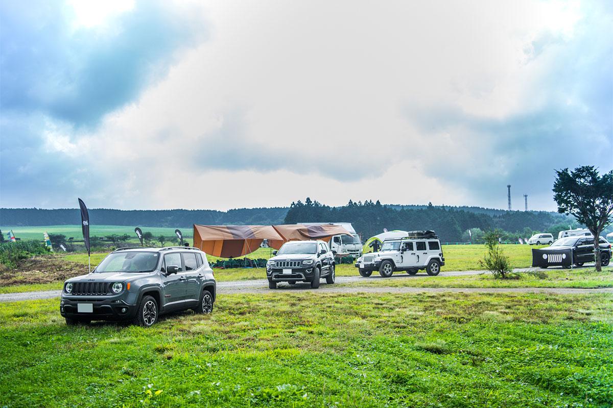 20170909_qetic-0006 Jeep®オーナーの祭典<Jeep® Festival 2017>が今年も開催! 迫力のオフロード試乗体験&レクチャー、キャンプファイヤーまで。魅力満載の2日間を徹底レポート!