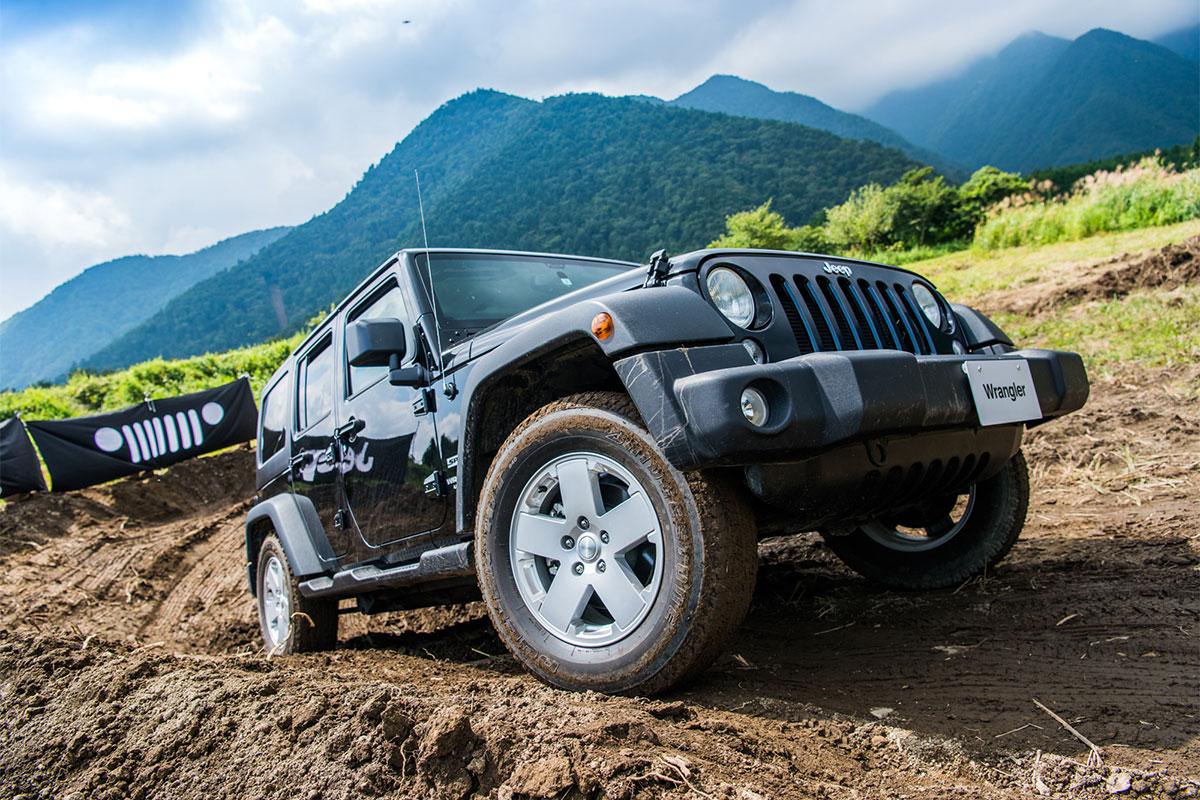 20170909_qetic-0268 Jeep®オーナーの祭典<Jeep® Festival 2017>が今年も開催! 迫力のオフロード試乗体験&レクチャー、キャンプファイヤーまで。魅力満載の2日間を徹底レポート!