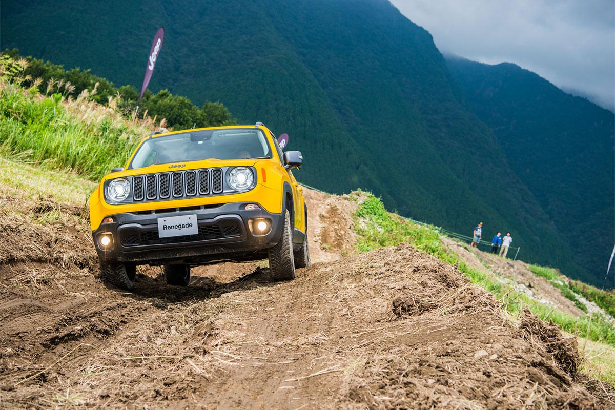 20170909_qetic-0271 Jeep®オーナーの祭典<Jeep® Festival 2017>が今年も開催! 迫力のオフロード試乗体験&レクチャー、キャンプファイヤーまで。魅力満載の2日間を徹底レポート!