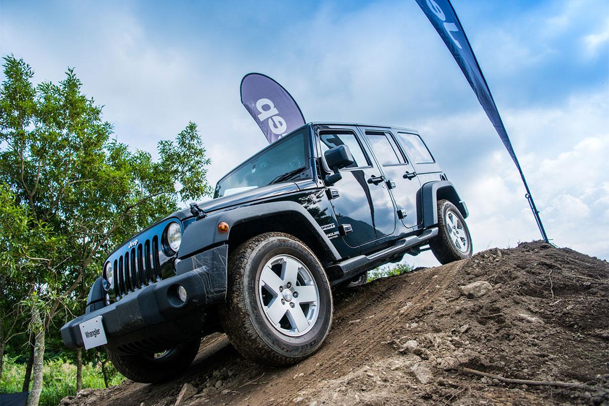20170909_qetic-0636 Jeep®オーナーの祭典<Jeep® Festival 2017>が今年も開催! 迫力のオフロード試乗体験&レクチャー、キャンプファイヤーまで。魅力満載の2日間を徹底レポート!