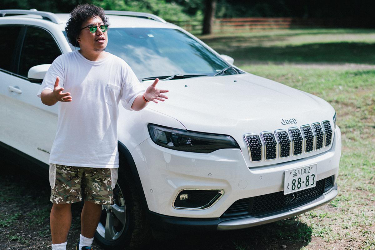20200915_qetic-jeep-0011 【Jeepモデル別・積載企画】Jeep  Cherokeeに合うギア&積み方のポイントを人気スタイリスト・平健一がレクチャー!