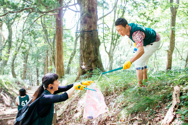 0378 Jeep®とgreen birdの百名山プロジェクト ~日光・男体山の清掃ハイキングリポート~