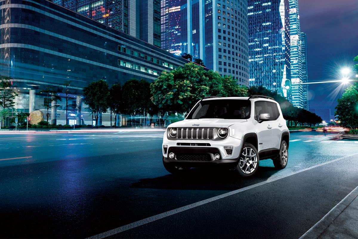 2-3 Jeep Renegade 4xe ジャパンプレミアレポート!Jeep Real Hybrid CampaignのWINNERも発表