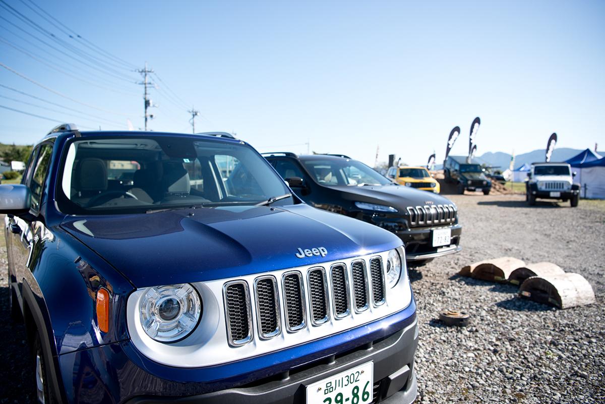 20161015_jeep-0010 Jeep®オーナーの祭典<Jeep® Festival 2016>が開催! オフロード試乗体験や焚火料理など、アウトドアを本気で楽しむキャンプイベントを徹底レポート!