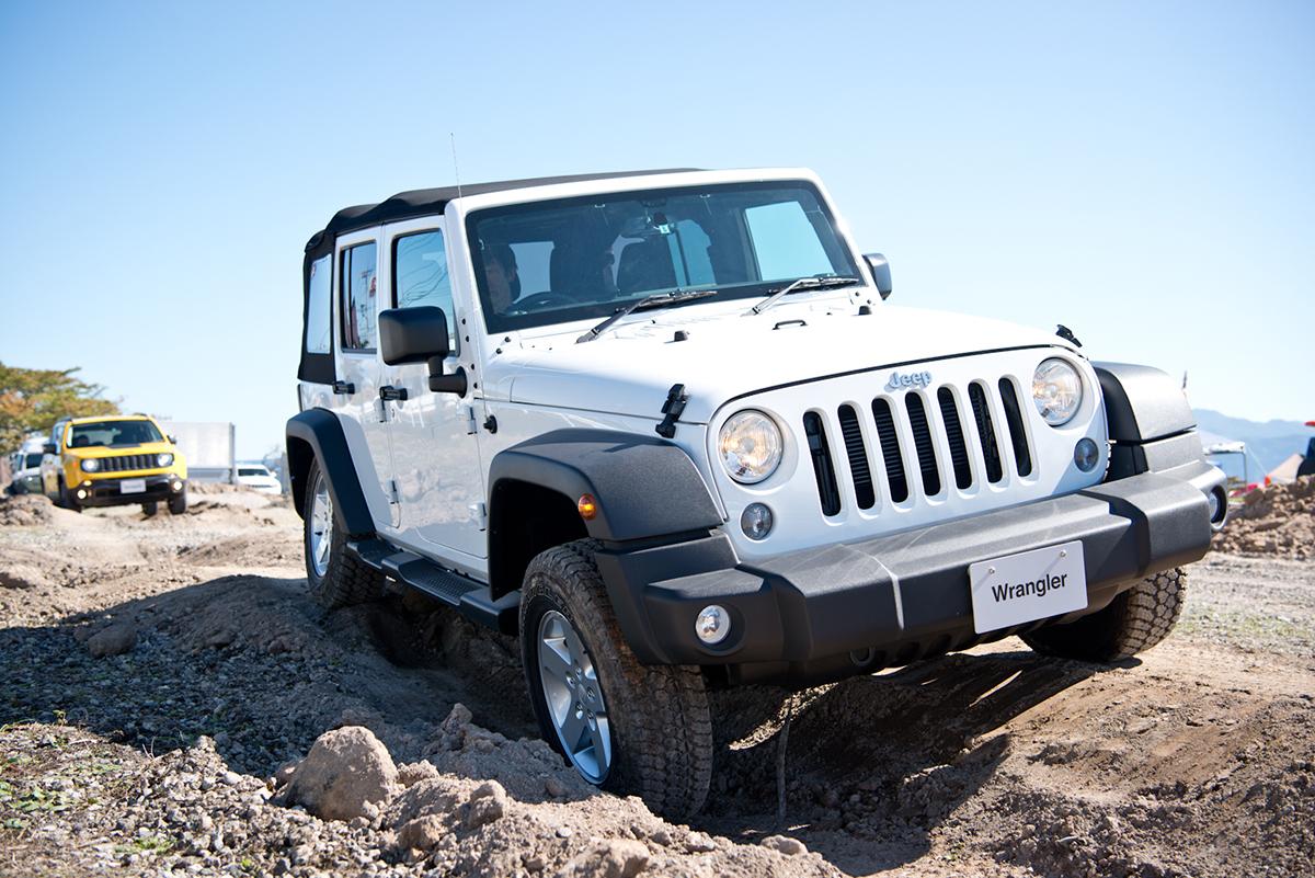 20161015_jeep-0085 Jeep®オーナーの祭典<Jeep® Festival 2016>が開催! オフロード試乗体験や焚火料理など、アウトドアを本気で楽しむキャンプイベントを徹底レポート!