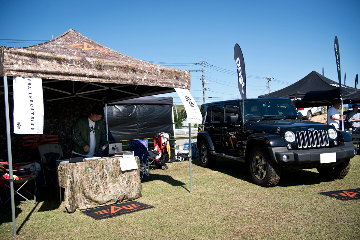 20161015_jeep-0212 Jeep®オーナーの祭典<Jeep® Festival 2016>が開催! オフロード試乗体験や焚火料理など、アウトドアを本気で楽しむキャンプイベントを徹底レポート!