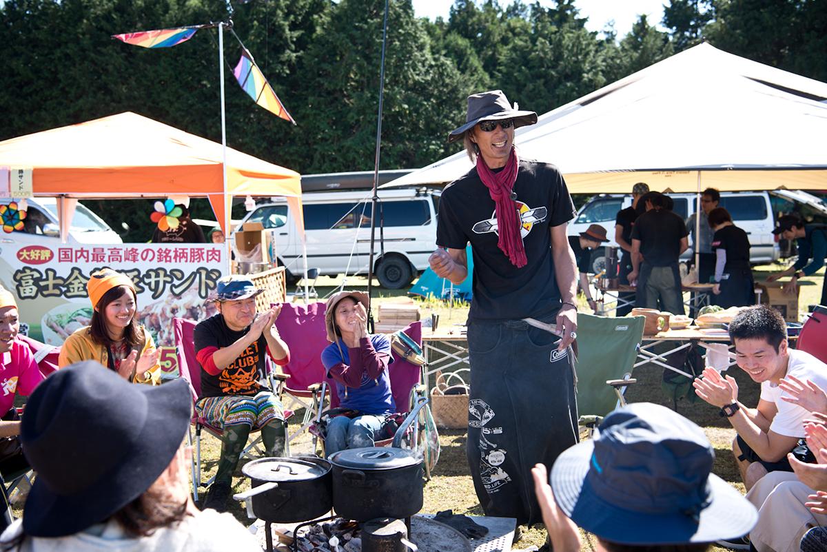 20161015_jeep-0226 Jeep®オーナーの祭典<Jeep® Festival 2016>が開催! オフロード試乗体験や焚火料理など、アウトドアを本気で楽しむキャンプイベントを徹底レポート!