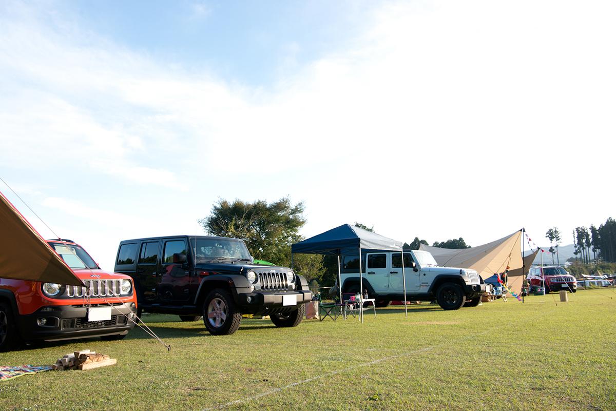 20161015_jeep-0507 Jeep®オーナーの祭典<Jeep® Festival 2016>が開催! オフロード試乗体験や焚火料理など、アウトドアを本気で楽しむキャンプイベントを徹底レポート!