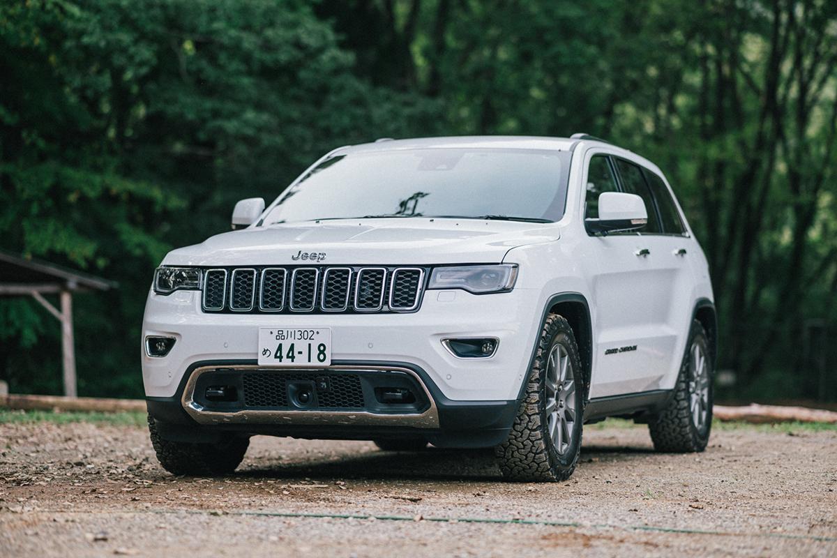 20200915_qetic-jeep-0072 【Jeepモデル別・積載企画】Jeep Grand Cherokeeに合うギア&積み方のポイントを人気スタイリスト・平健一がレクチャー!