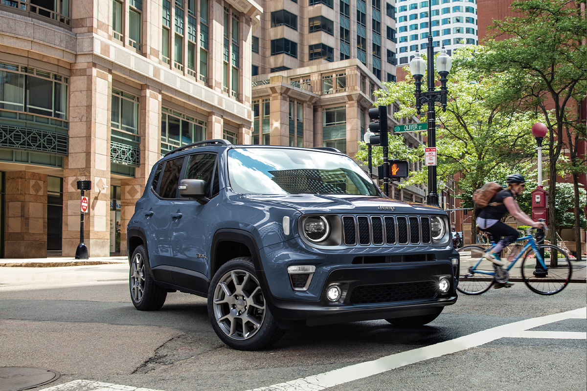 3 Jeep Renegade 4xe ジャパンプレミアレポート!Jeep Real Hybrid CampaignのWINNERも発表