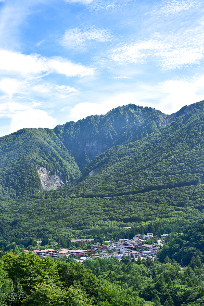 realstyle171003_01 乗鞍岳新登山道 整備プロジェクトの現場