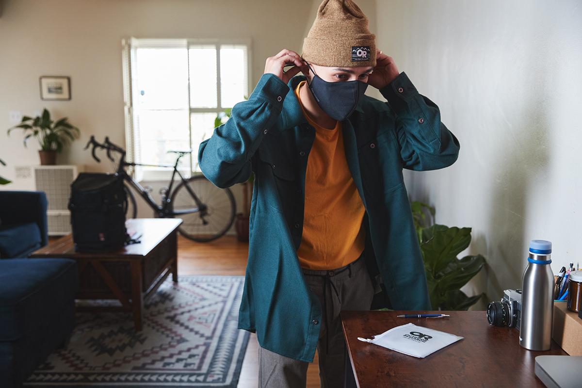 【アウトドアで使えるマスク特集】有名ブランドが続々リリースする今マストのアイテム!高機能×カッコいいマスク16選