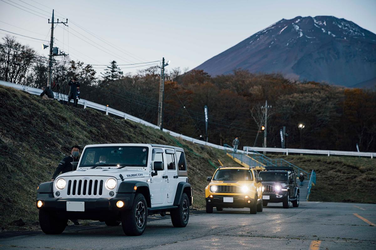 Y5_2471 Jeep HANABI 2020【関東・関西・東海】レポート!オーナーとの絆を乗せて夜空に打ち上がった7スロット花火