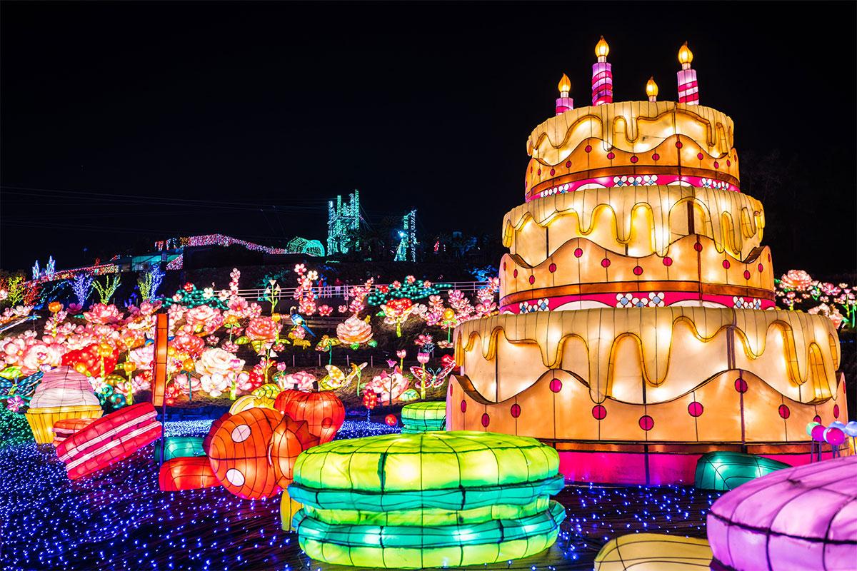 cake_kazuya_Furaku Jeep® がオススメするクリスマスイルミネーションスポット10選