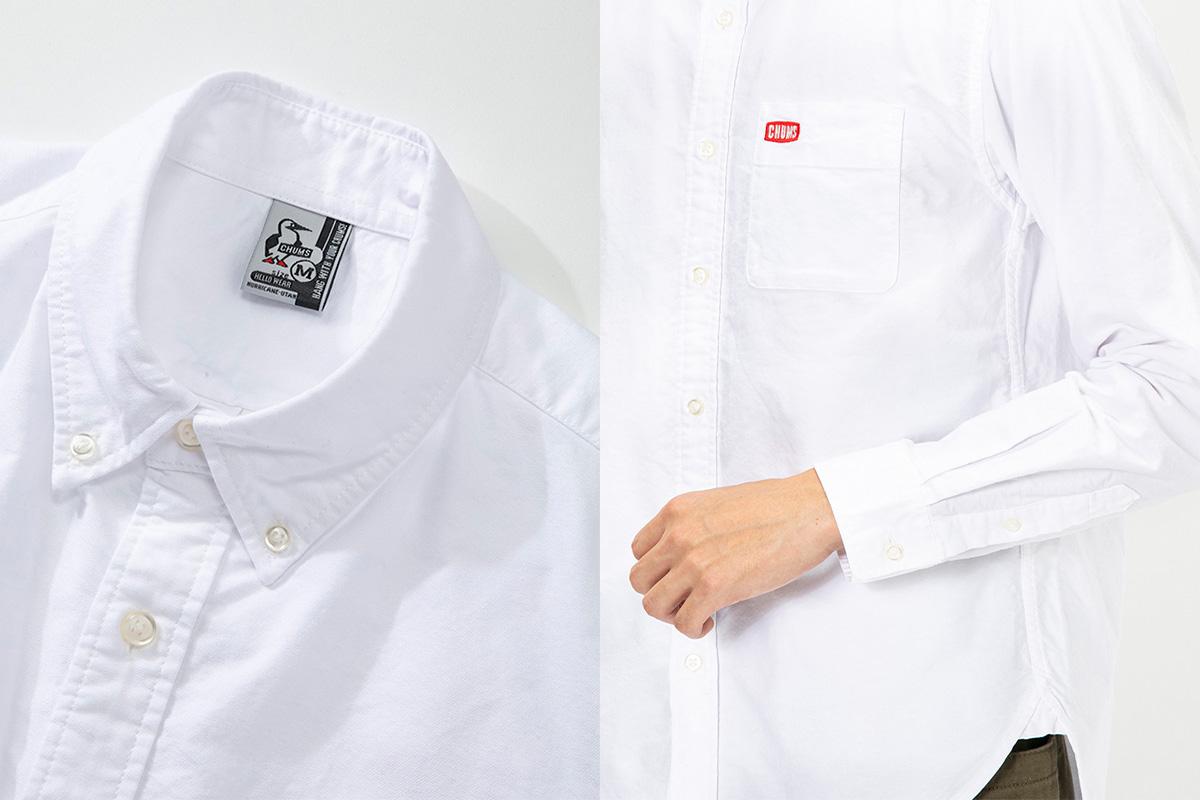 CHUMS_2 【2021年・アウトドアシャツ特集】春ファッションコーデで大活躍!アウトドア&タウンユース向けシャツ12選