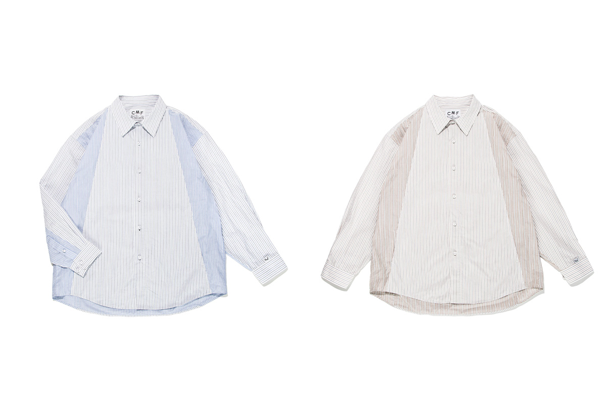 CMF-FRENCH-SHIRTS_2 【2021年・アウトドアシャツ特集】春ファッションコーデで大活躍!アウトドア&タウンユース向けシャツ12選