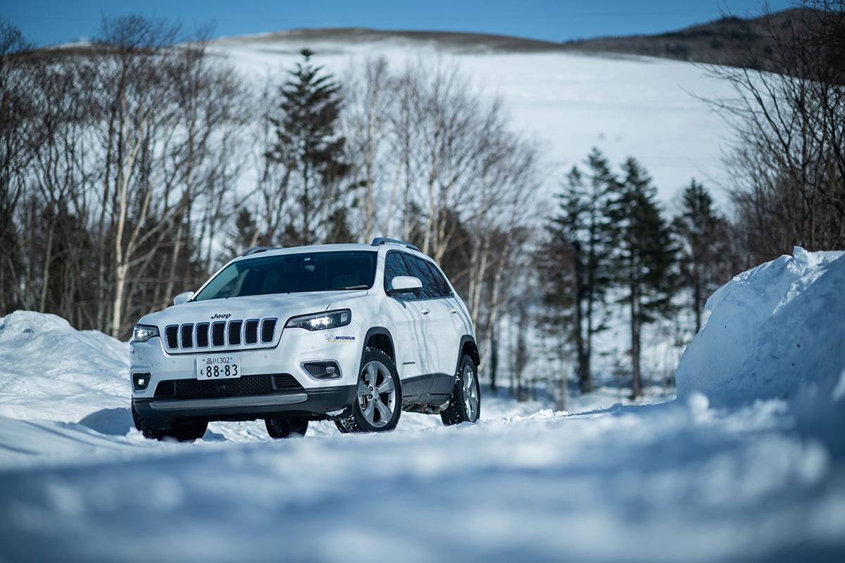 "DSC4501 【Jeep×星野リゾート】話題の""4xe""をはじめとする最新のJeepが雪上で実力を見せつけた、""トマム雪上試乗会""リポート"