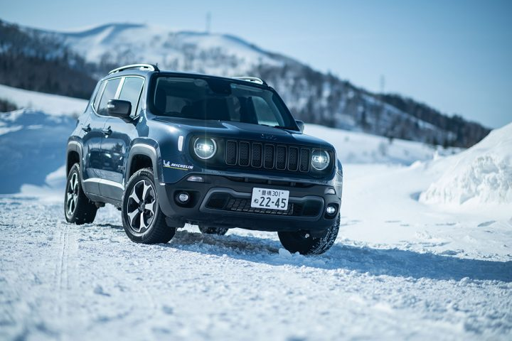 "【Jeep×星野リゾート】話題の""4xe""をはじめとする最新のJeepが雪上で実力を見せつけた、""トマム雪上試乗会""リポート"