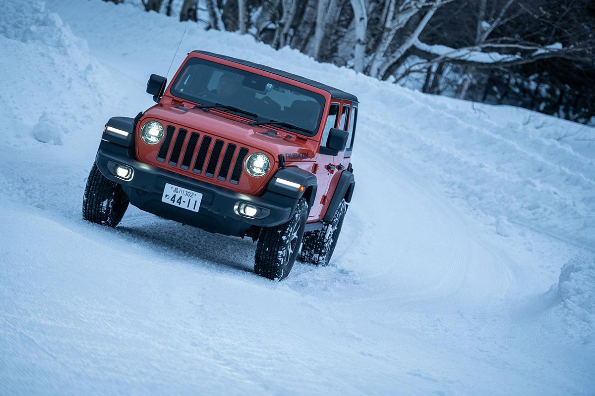 "DSC5153 【Jeep×星野リゾート】話題の""4xe""をはじめとする最新のJeepが雪上で実力を見せつけた、""トマム雪上試乗会""リポート"