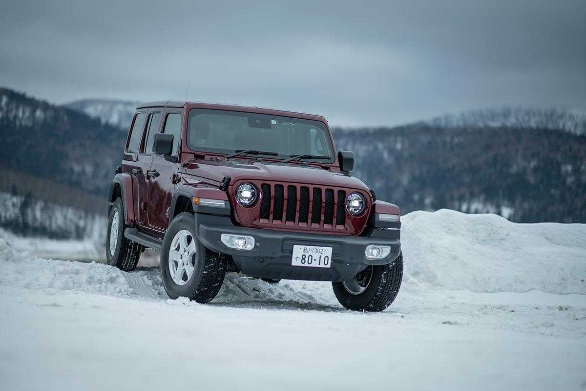 "DSC5598 【Jeep×星野リゾート】話題の""4xe""をはじめとする最新のJeepが雪上で実力を見せつけた、""トマム雪上試乗会""リポート"