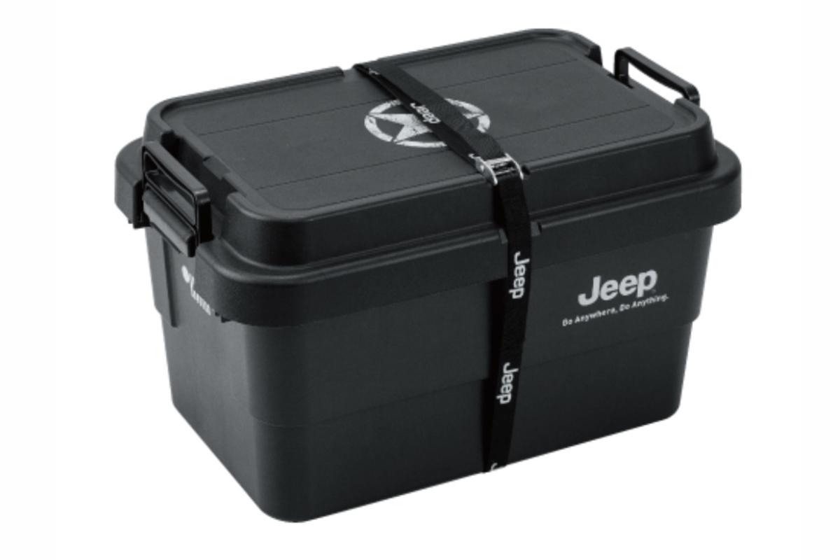 12 Jeep×HIMARAYAの「キャンプと車を遊び心でつなぐ」コラボ!