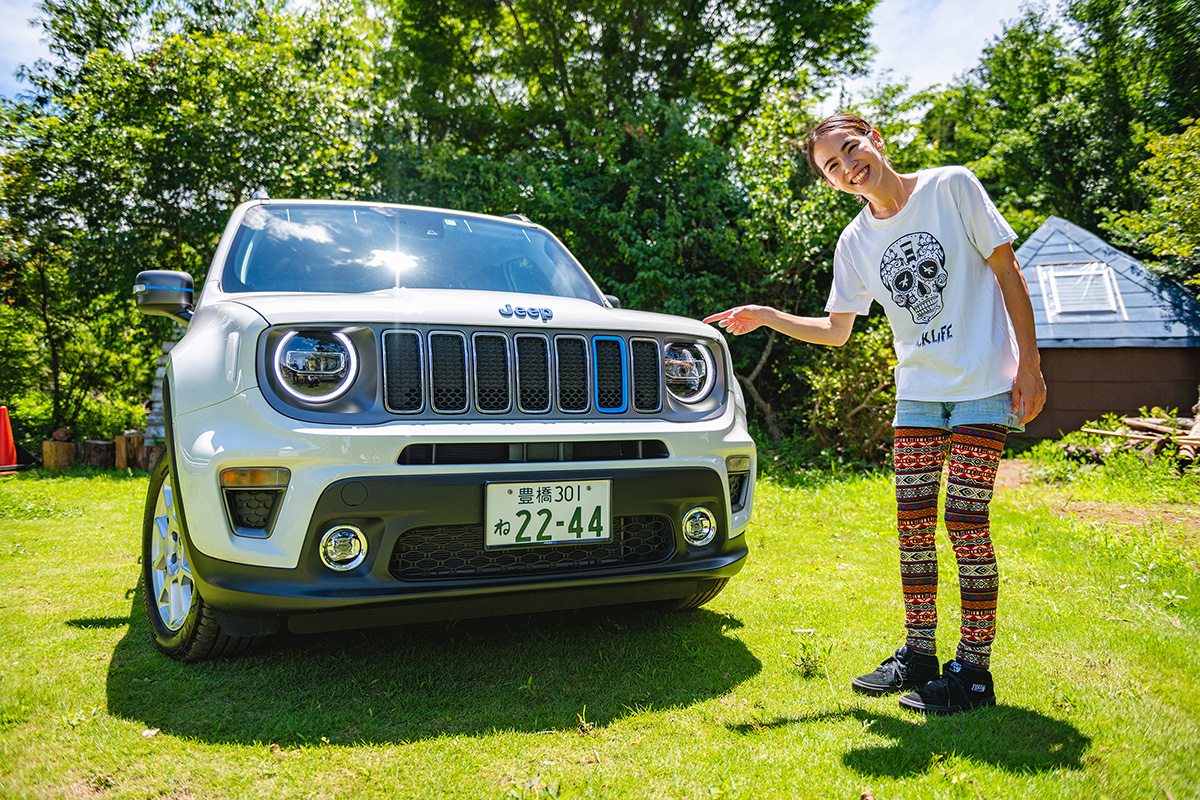 11-1 【Jeep Real Games】今しかできないことは全部やりたい!〜スラックラインライダー・福田恭巳氏〜