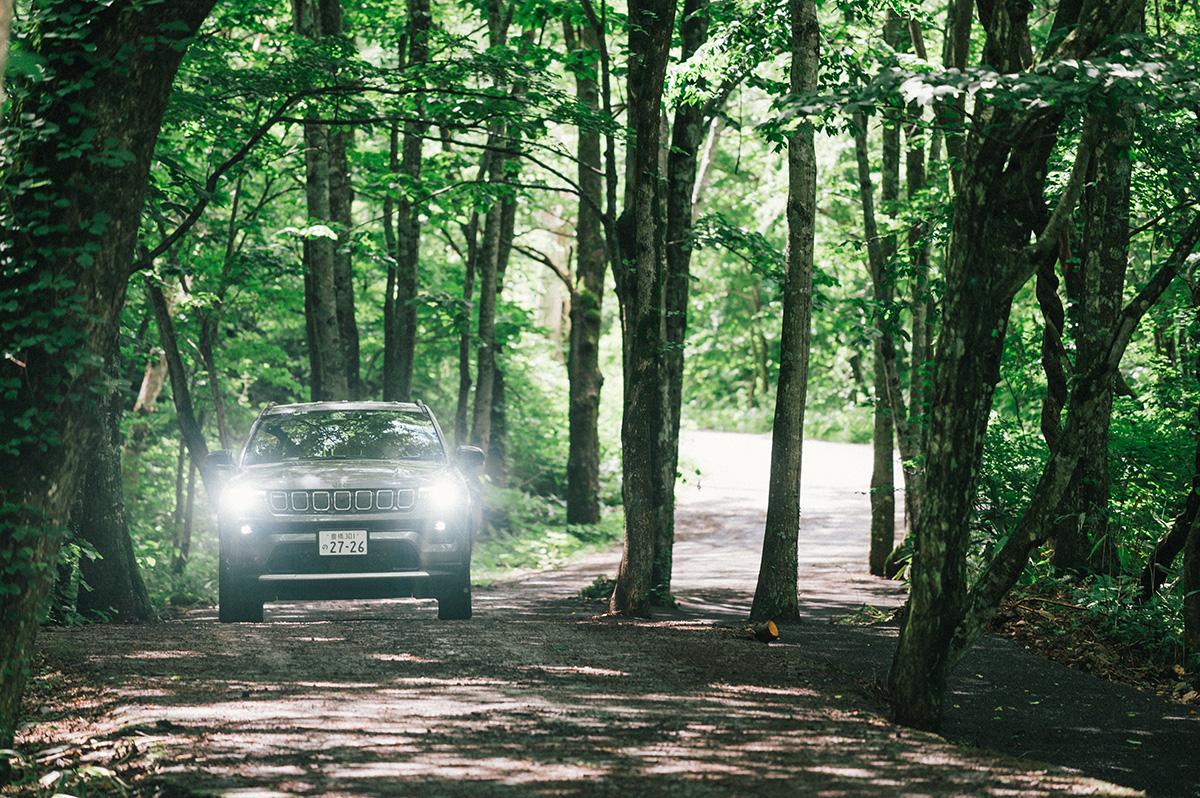 2-1 夏の苗場でボードウォーク・ボランティアキャンプを開催!Jeepが『Realの森』を通してサポートする『フジロックの森プロジェクト』