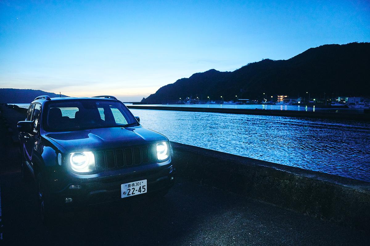 20210706_jeep-0161 Renegade 4xeで世界自然遺産の奄美大島へ