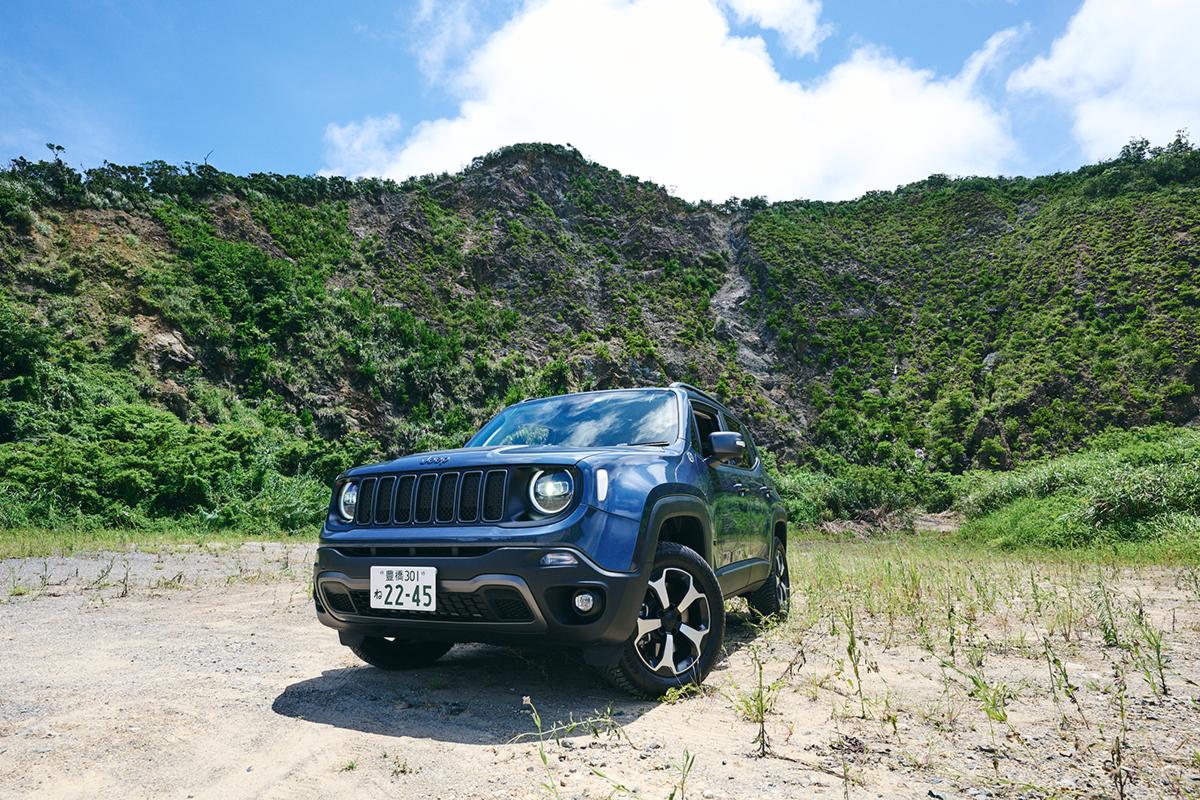 20210707_jeep-0290 Renegade 4xeで世界自然遺産の奄美大島へ