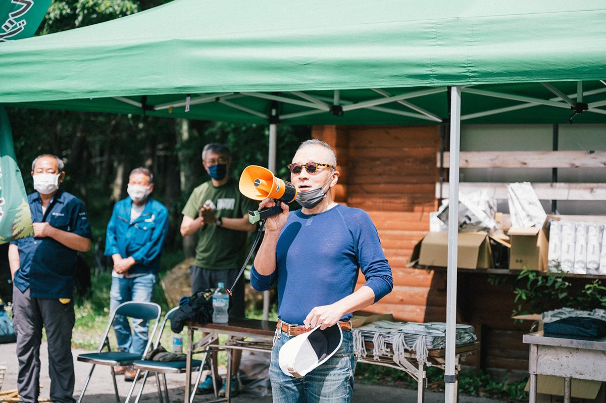 9 夏の苗場でボードウォーク・ボランティアキャンプを開催!Jeepが『Realの森』を通してサポートする『フジロックの森プロジェクト』