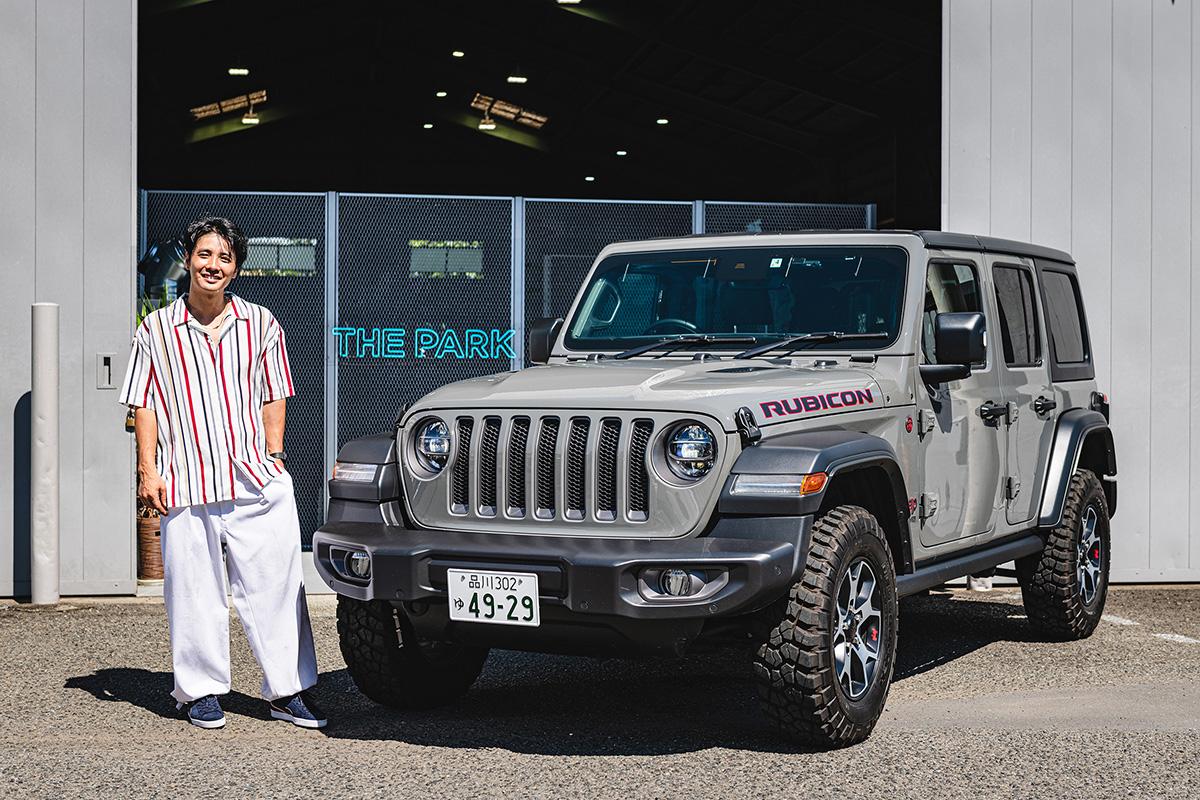 3 【Jeep Real Games】ストリートのカッコよさを証明し続けていく〜BMXフラットランドライダー・内野洋平氏〜