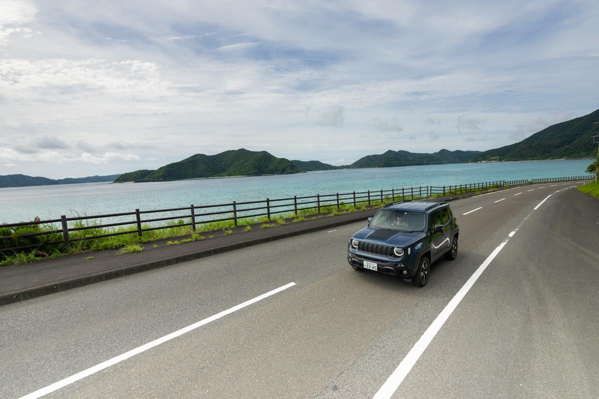 """12-1 Real Tabi with Jeep 〜Jeepと行く、日本の""""こころ""""を探る旅〜<br>〈奄美大島〉"""