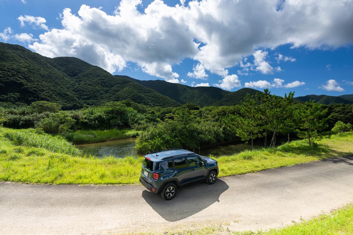 """3-2 Real Tabi with Jeep 〜Jeepと行く、日本の""""こころ""""を探る旅〜<br>〈奄美大島〉"""