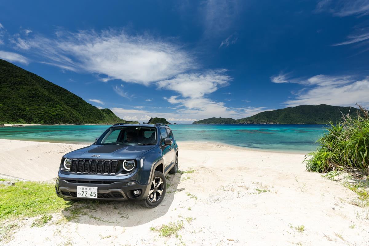 """9-2 Real Tabi with Jeep 〜Jeepと行く、日本の""""こころ""""を探る旅〜<br>〈奄美大島〉"""