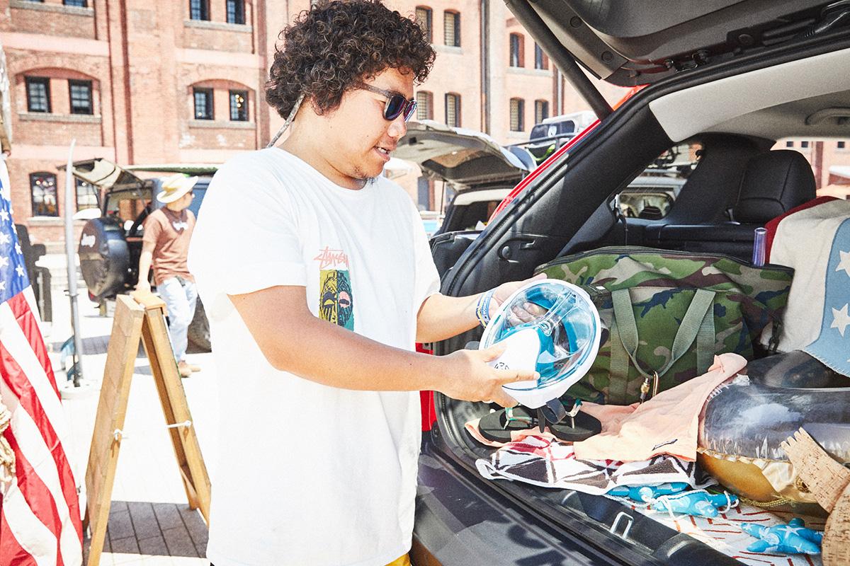 18 【GREENROOM FESTIVAL'19】夏を先取りしたフェスファッションスナップ!ブースエリアにはJeep® の人気車種3台が登場