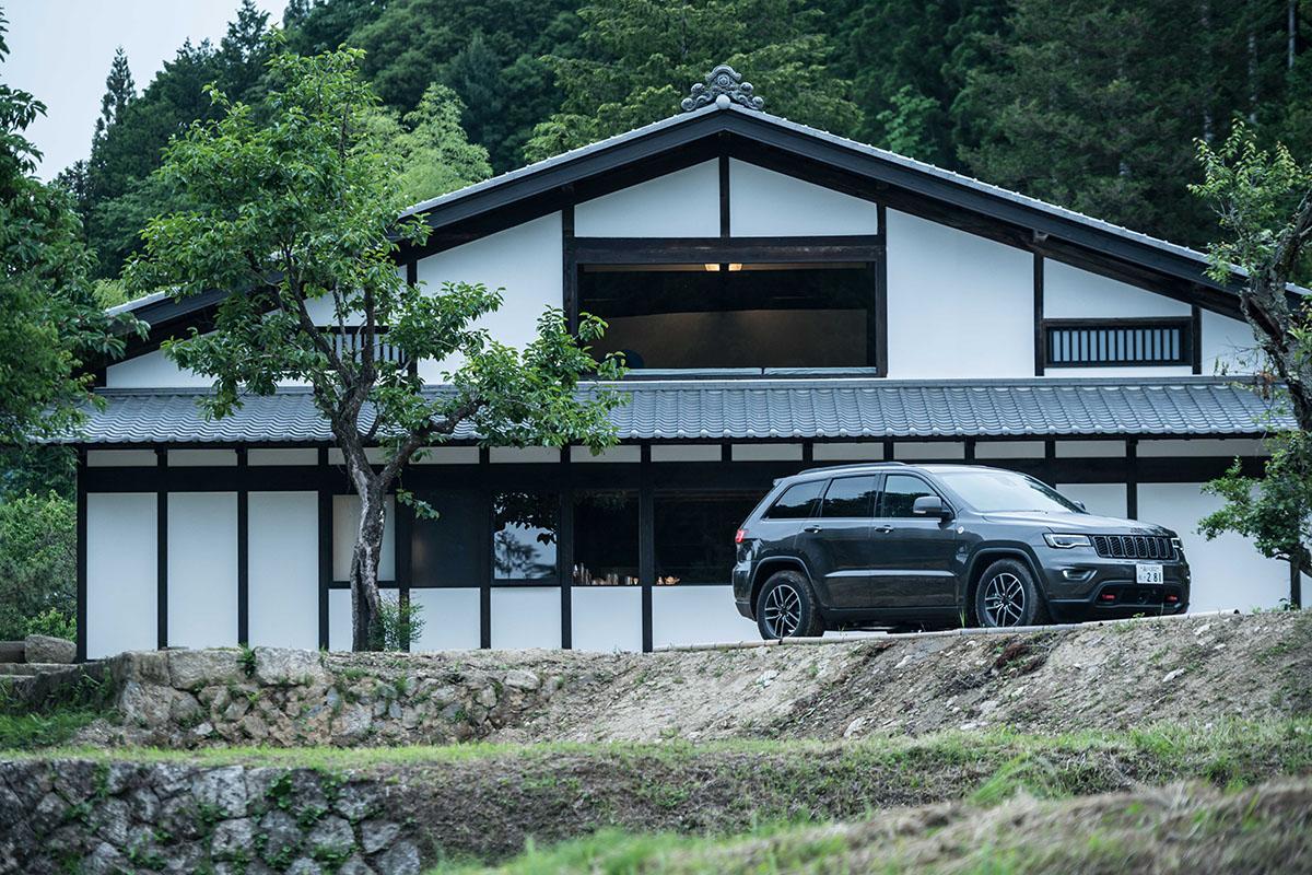 """23 古民家ラグジュアリーホテル""""Zenagi""""がついにOPEN!Jeep® が共鳴するMENEX南木曽プロジェクト特集 〜第2弾(前編)〜"""