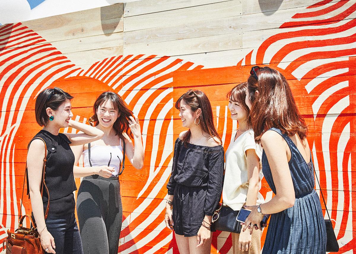 36 【GREENROOM FESTIVAL'19】夏を先取りしたフェスファッションスナップ!ブースエリアにはJeep® の人気車種3台が登場