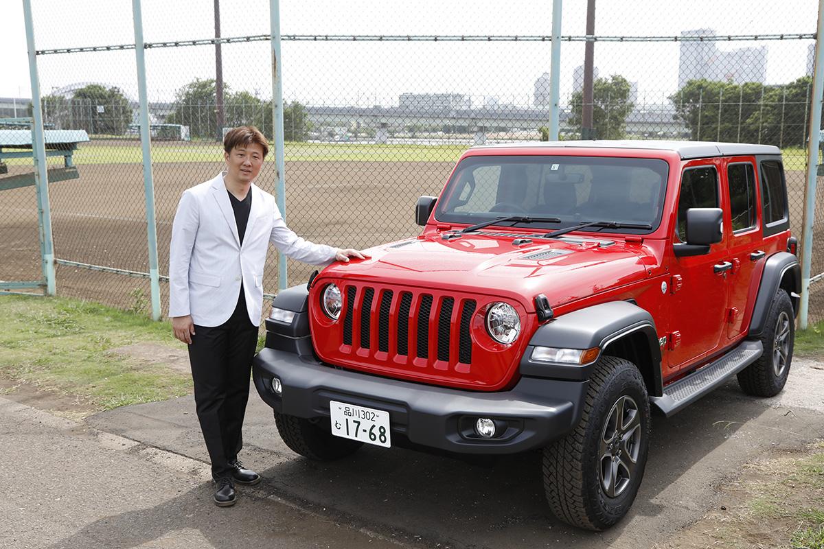 main-4 子どもたちに野球用具を贈りたい!Jeepが展開するクラウドファンディング『Share your heart』の活動に元メジャーリーガー・岩隈久志さんがエールを送る!