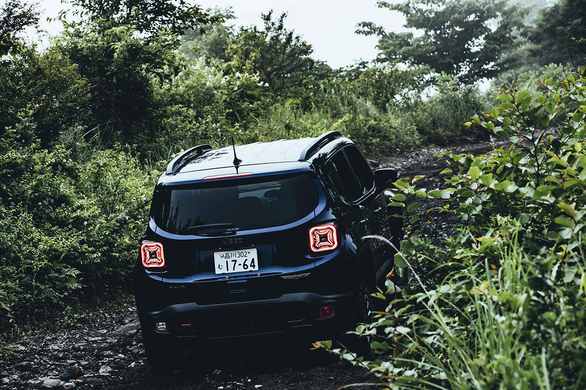 10-2 どんな悪路でも乗り越える、驚きの走破性を体験! Jeep®︎ ALL Trail-Ratedモデル試乗会レポート!