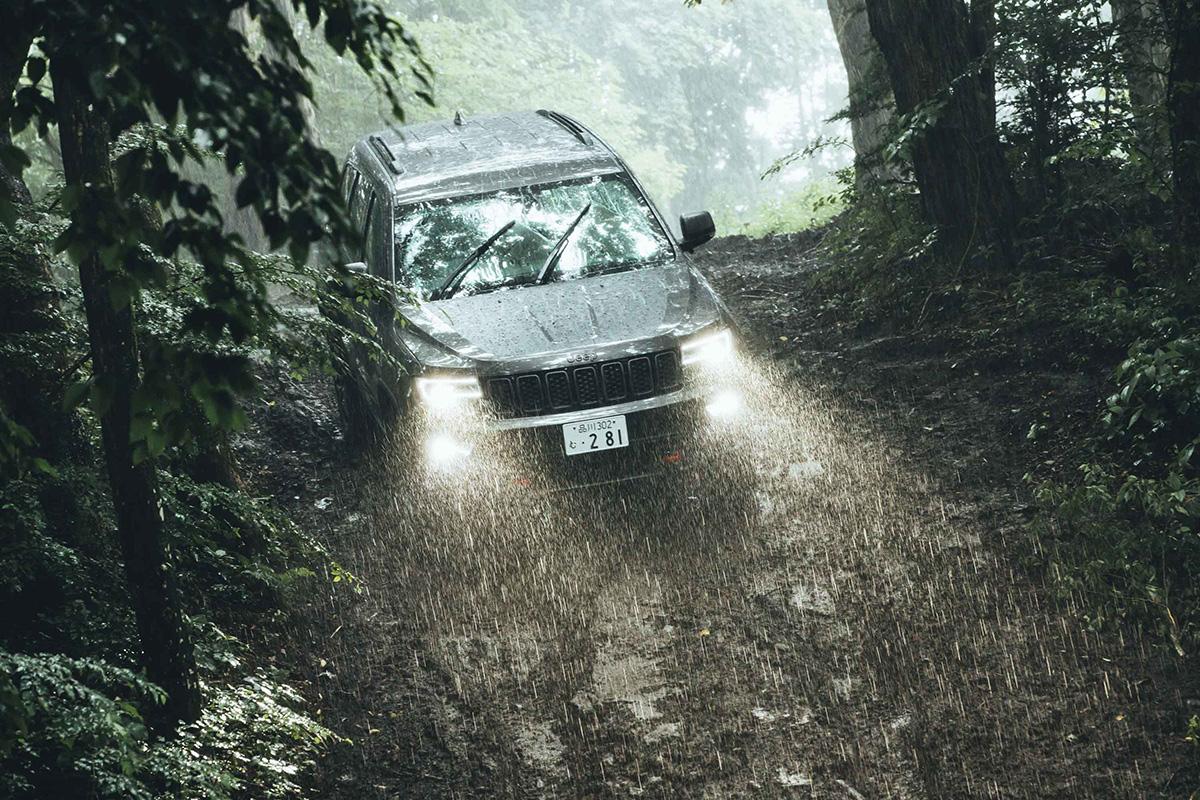 3-2 どんな悪路でも乗り越える、驚きの走破性を体験! Jeep®︎ ALL Trail-Ratedモデル試乗会レポート!